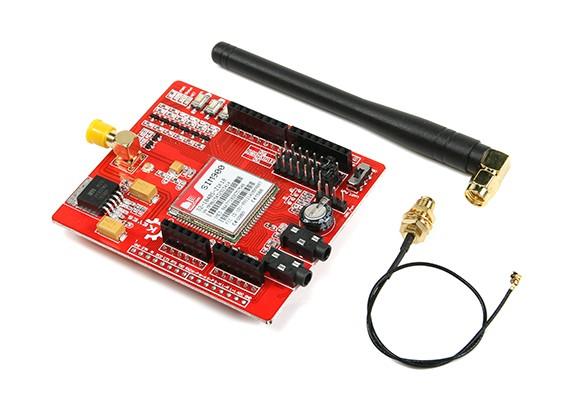/ Placa de expansão SIM900 GSM GPRS ICOMSAT