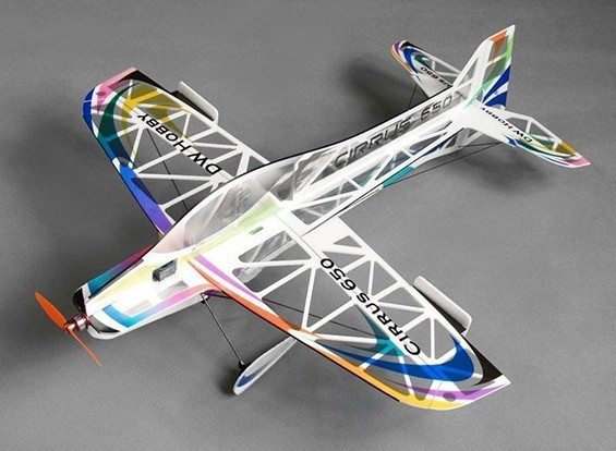 HobbyKing CIRRUS-D 650 milímetros F3A interior Flyer (PNP)