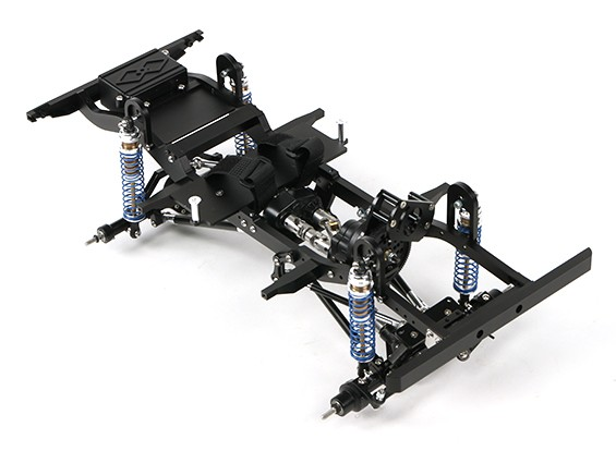 Rockstarter Scale Crawler Chassis Kit - 1/10