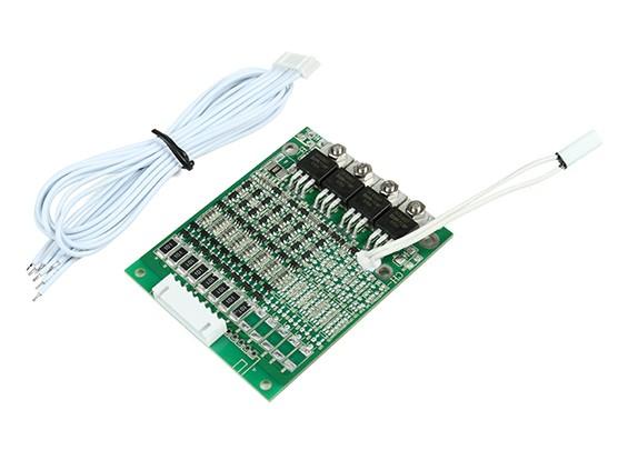 Sistema BMS Battery Management 8S (LiPoly) 5A carga / descarga 15A