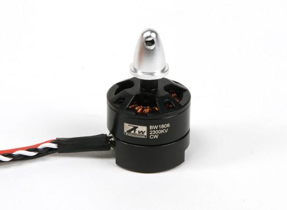 Black Widow 1806-2300KV built-in ESC18amp ESC (CW)