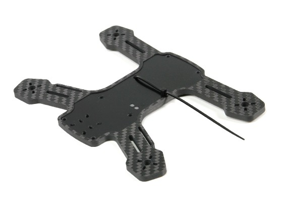 Diatone Tyrant 150 Carbon Fiber Lower Board