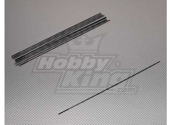 Metal impulso Rods M2.2xL300 (10pcs / set)