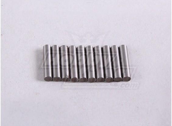 Pin 2,0 * 9,4 (10pc) - A2016T, A2030, A2031, A2031-S, A2032, A2033 e A3002