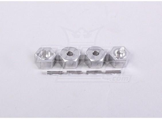 Set cubo de roda (12 milímetros) - A2016