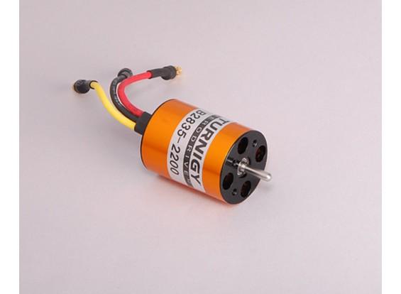 HXT 2835 (380S) 2200kv Brushless Inrunner