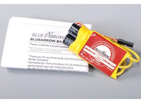 Blue Arrow 19A Brushless Controlador