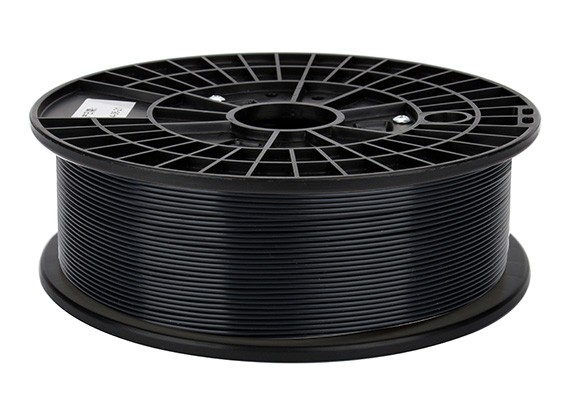 CoLiDo 3D Filament Printer 1,75 milímetros PLA 500g Spool (Black)