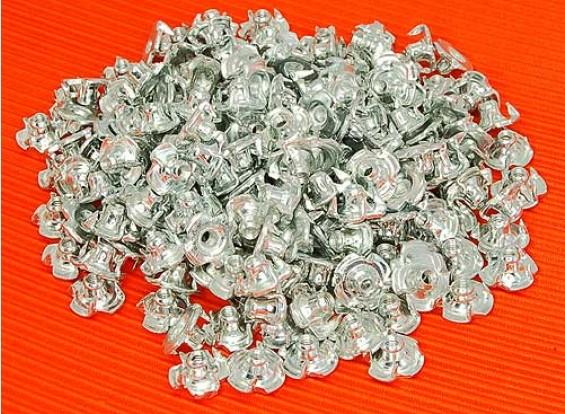 M2 cegos Nuts (10pcs / saco)