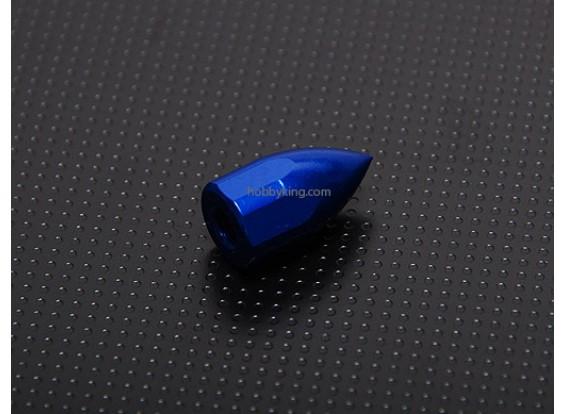 porca de cone cilíndrico de tamanho M5