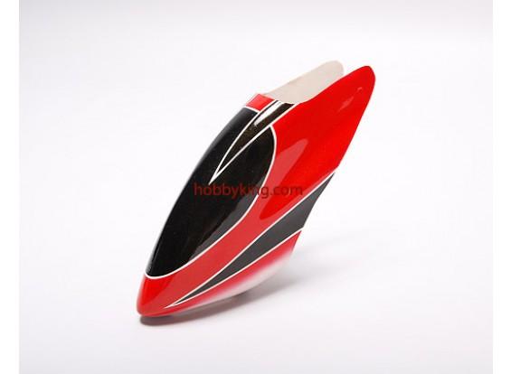 Fiberglass Canopy para Trex-500