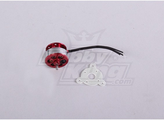 C10 Micro 2100kv brushless outrunner