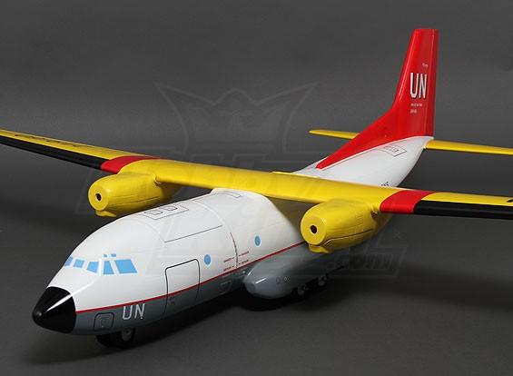 Transall C-160 Composite 1450 milímetros (ARF)