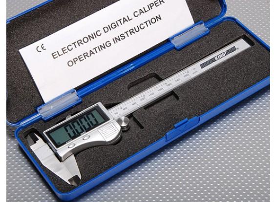 HobbyKing ™ Digital Vernier Compassos 150 milímetros
