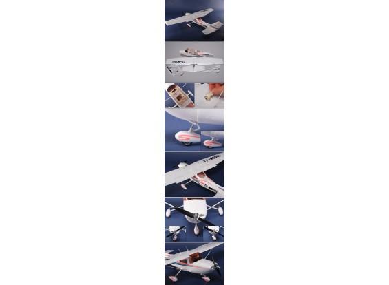 Cessna 182 RTF 5Ch com Lighting & Flaps EPO