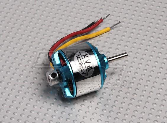 C2830-1400kv Brushless Outrunner Motor