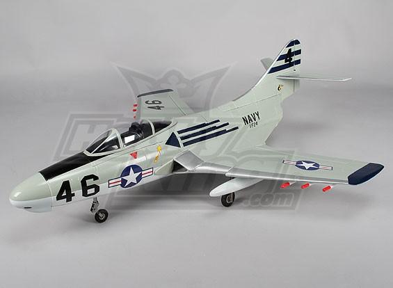 F9F-8 Cougar BSG w / retrai 4s EPO (PNF)