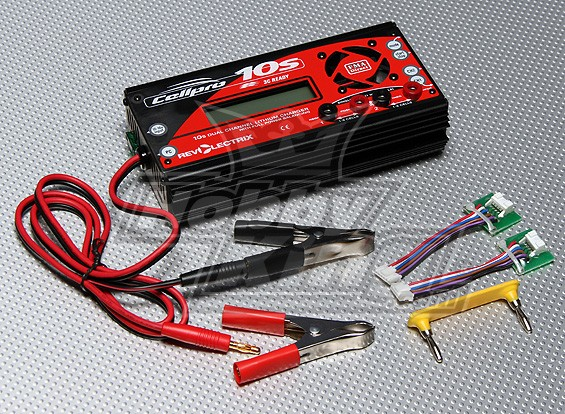 CellPro 10s 260W 10A Balancer / Carregador