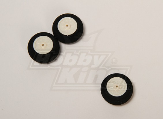 Super Light Roda D25xH12 (3pcs / saco)