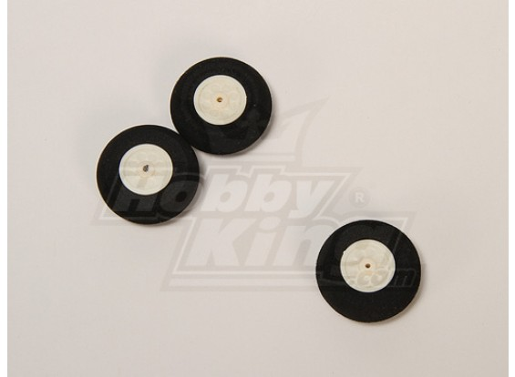 Super Light Roda D30xH12 (3pcs / saco)