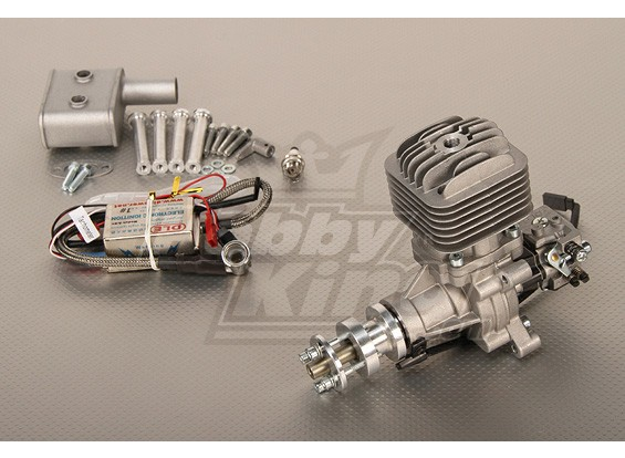 DLE-30 3.7HP@8500RPM Motor 30cc Gas (New Version)