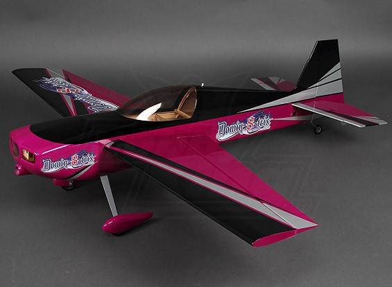 HobbyKing® ™ Domin-8-Trix 3D 1200 mm (ARF)