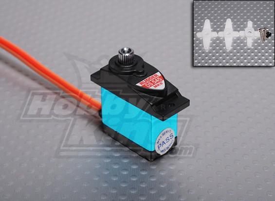 MKS DS545 Digital Rudder Servo 2,3 kg / .07sec / 15g