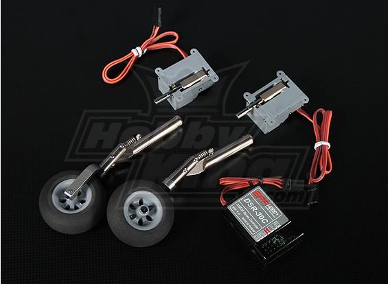 DSR-30BR elétrica Retracção Set - modelos de até 1,8 kg