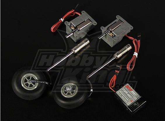 DSR-46BW elétrica Retracção Set - modelos de até 3,6 kg
