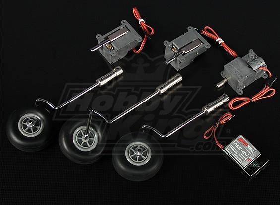 DSR-46TW elétrica Retracção Set - modelos de até 3,6 kg