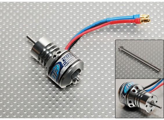 Turnigy 3200kv 2810 EDF Outrunner para 55/64 milímetros