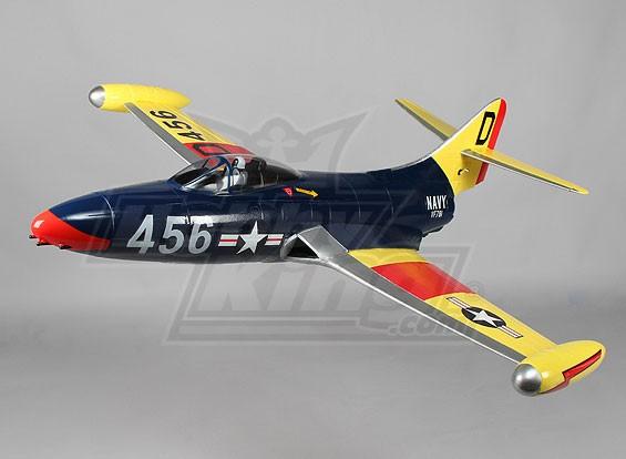 F9F Panther BYR Mão Lançamento Version (PNF)