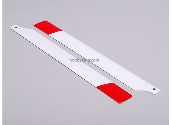 325 milímetros de fibra de vidro lâmina principal (1pair)