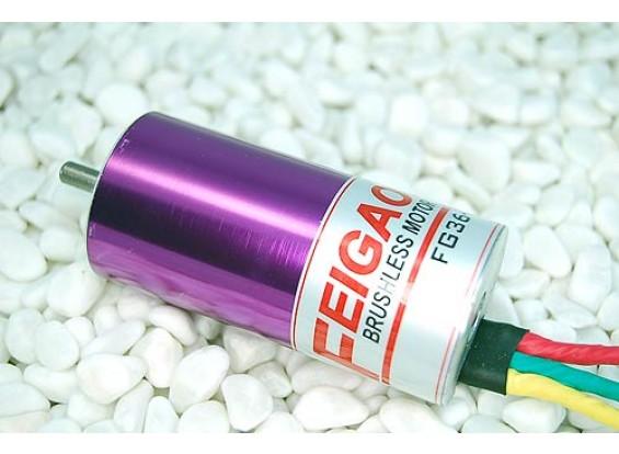 Feigao 540XL 2084Kv 5 milímetros Shaft