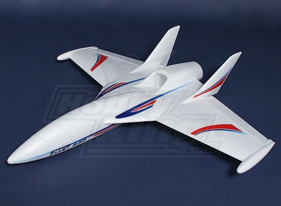 Flyjet X-83 Pusher ou 64 milímetros EDF 830 milímetros (KIT)