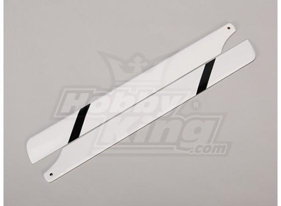 335 milímetros de fibra de vidro Blades principal