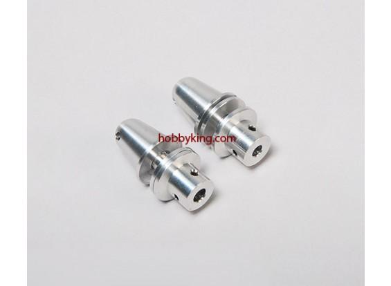 adaptador Prop w / Alu Cone 5 eixo / 16x24-M5mm (Grub tipo parafuso)