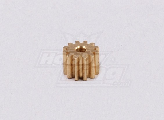 Substituição Pinhão 2 milímetros - 12T