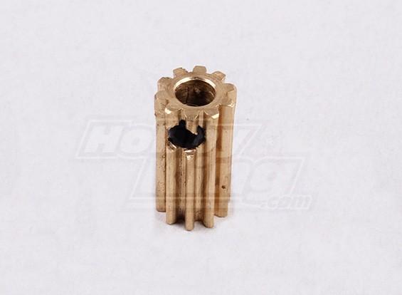 Substituição Pinhão 3 milímetros - 10T