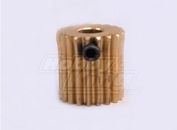Substituição Pinhão 4 milímetros - 19T