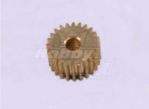 Substituição Pinhão 3 milímetros - 24T / 0,4M