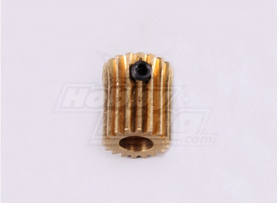 Substituição Pinhão 5 milímetros - 18T