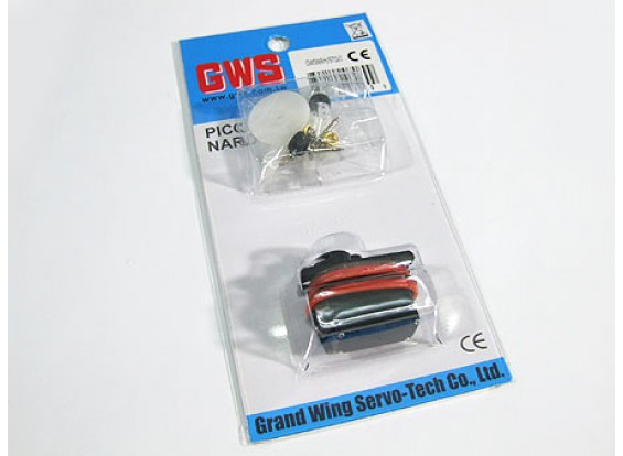 Naro MAX-BB Servo w / JR plug 14g / .15sec / 1,8 kg