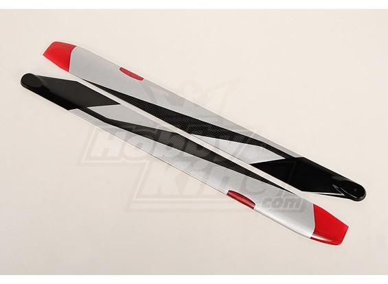 610 milímetros RotorTech 3D Luminous Noite Blades principal