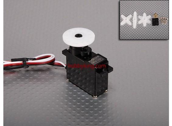 HGD 250 Carbono engrenagem Digital BB - 18.12g / .12s / 2,5 kg