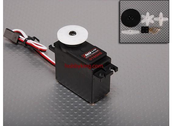 HGD digital de 760 mg MG Coreless Servo 52g / 0,11 / 8,3 kg