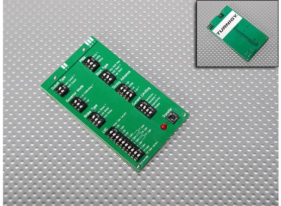 Turnigy Monstro-2000 cartão de programação ESC