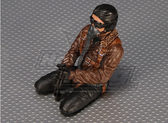 UltraDetail Scale Mig-15 Pilot (47x62x72mm)