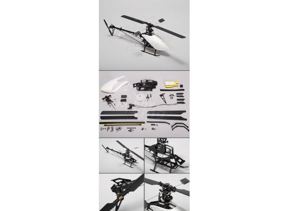 Kit Helicóptero HK-T250 CCPM elétrica