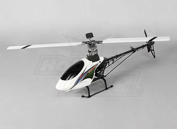 HK-450GT CCPM 3D Alloy completa Kit de helicóptero (Align T-Rex Compat.)
